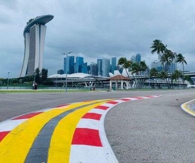 Partir à Singapour en juin
