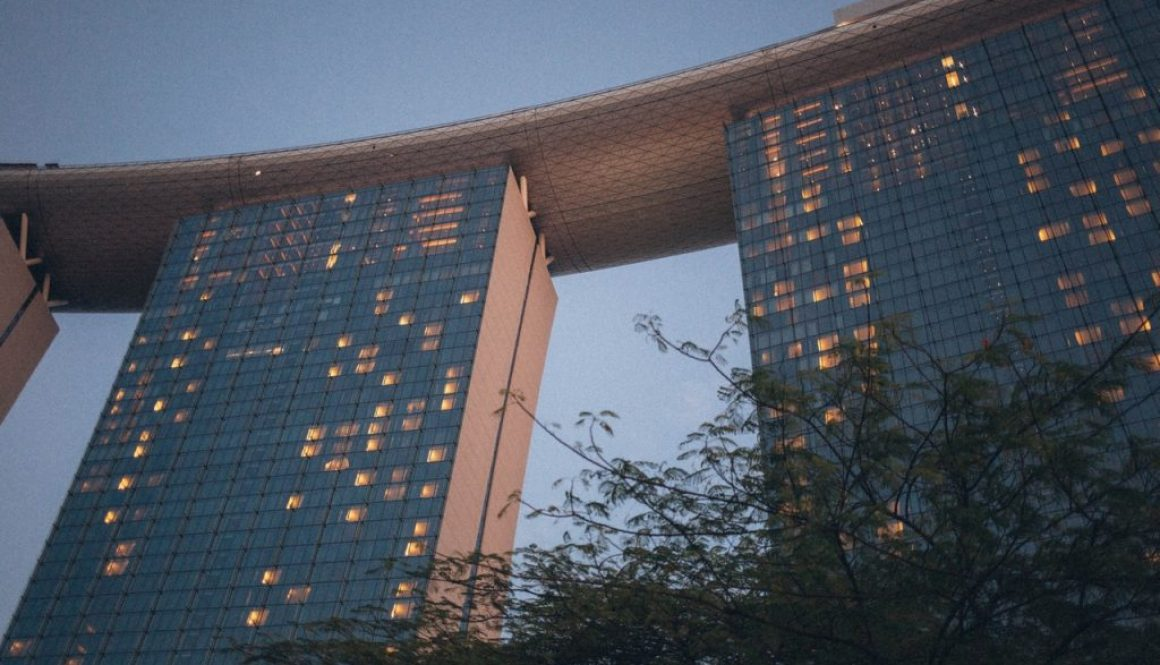 Partir à Singapour en septembre