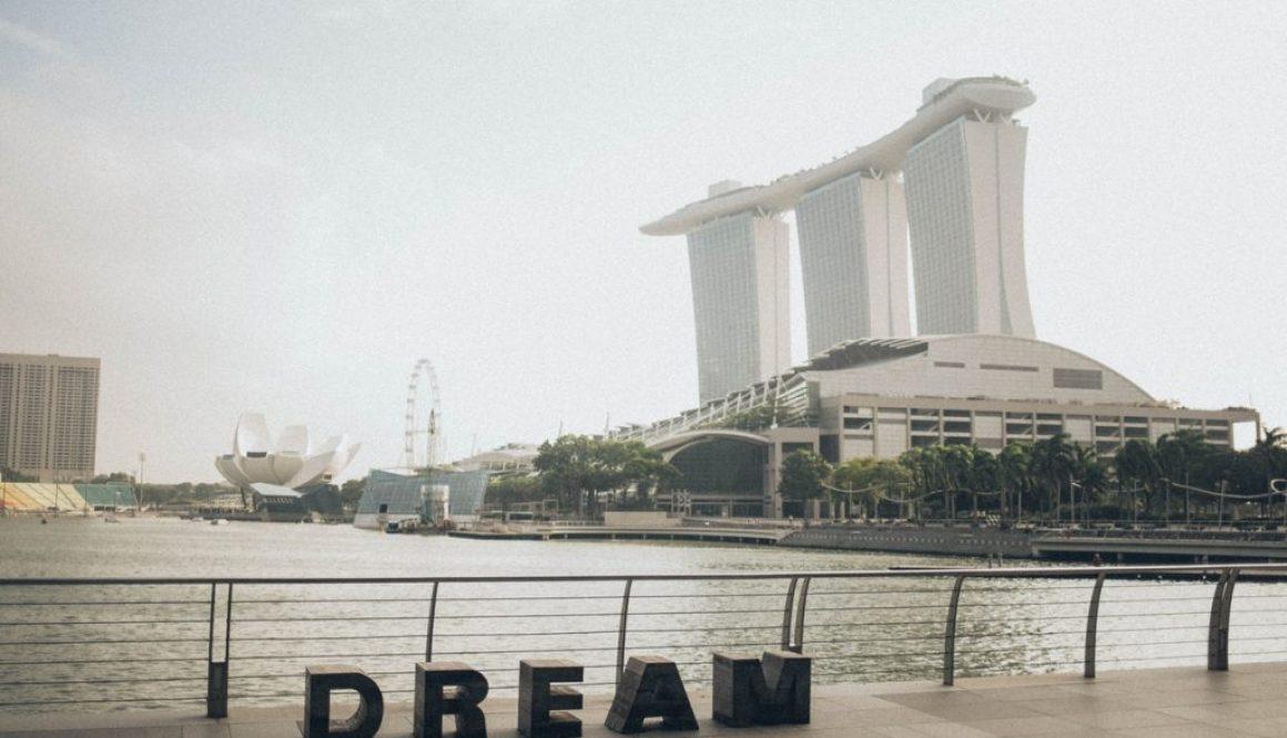Partir à Singapour en mars
