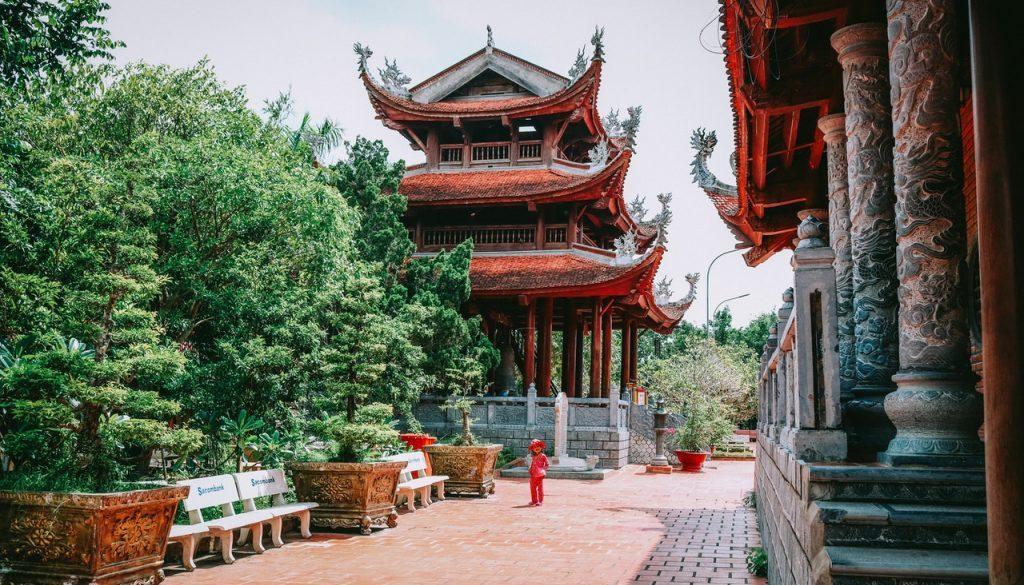 Partir au Vietnam en août