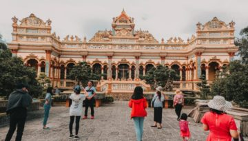 Partir au Cambodge en juillet