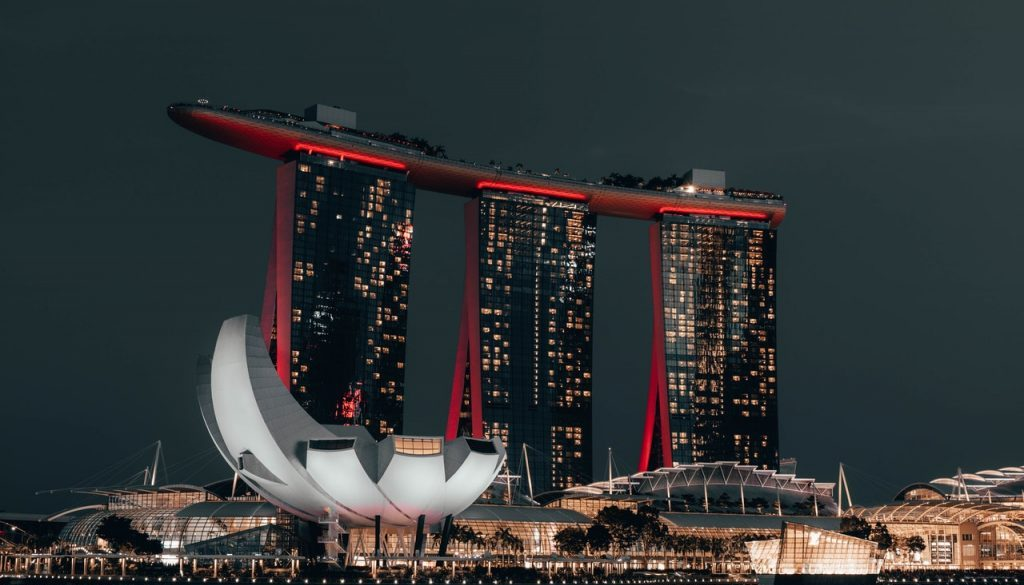 Partir à Singapour en mai