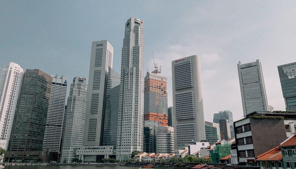 Partir à Singapour en novembre