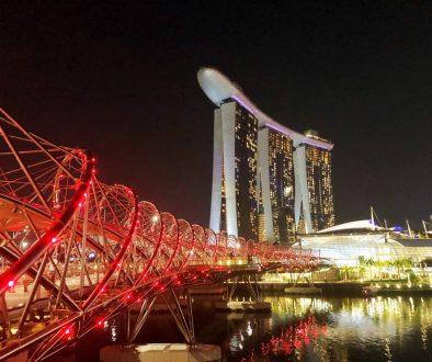 Partir à Singapour en juillet