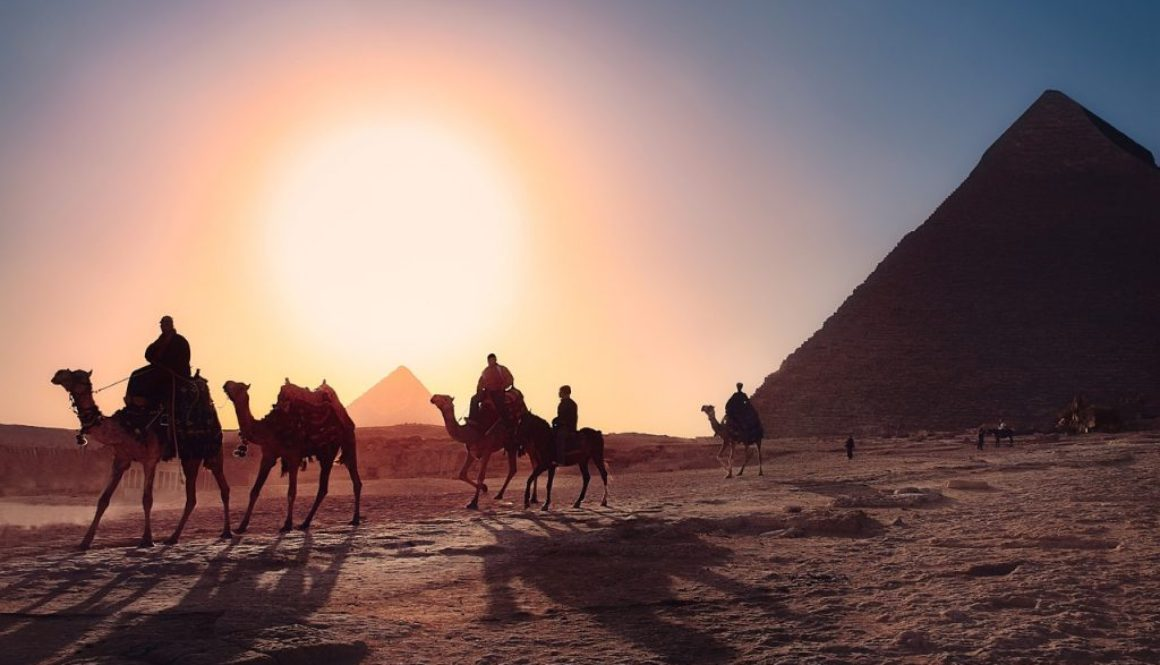 Partir en Egypte en novembre