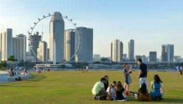 Partir à Singapour en août