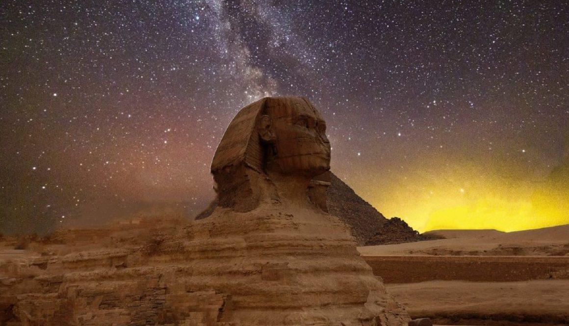 Partir en Egypte en mars
