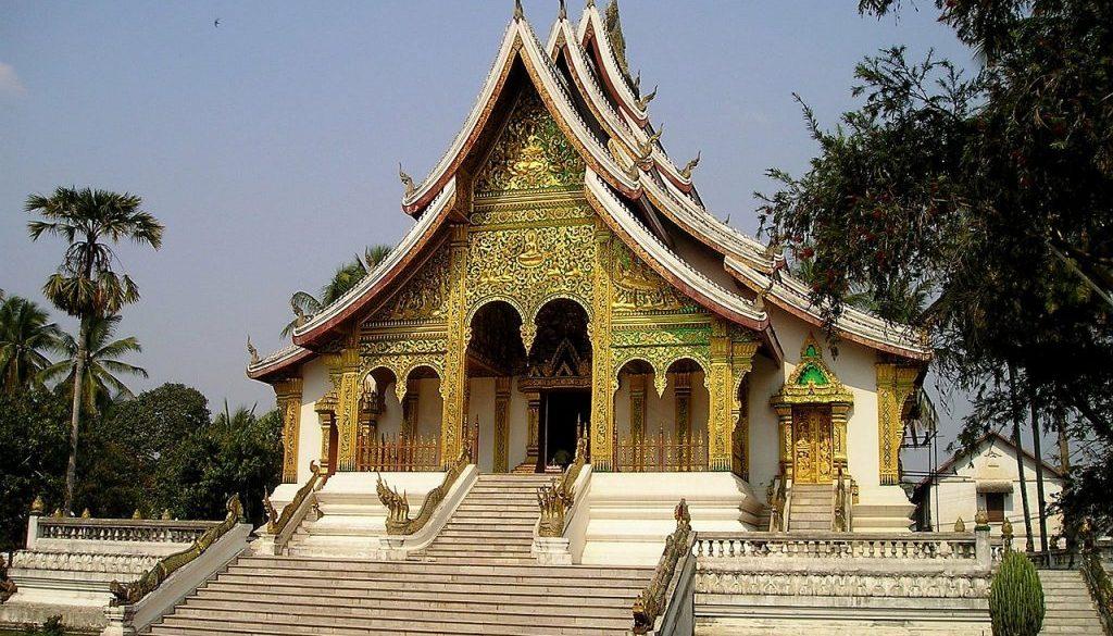 Partir au Laos en août