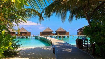 partir aux Maldives en janvier
