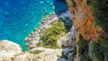 Partir en Crète en août