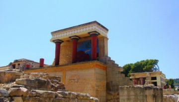 Partir en Crète en octobre