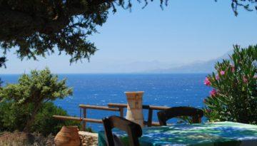 Partir en Crète en juillet